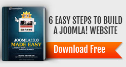 Free Joomla ebook | Joomla 3.0 Made Easy